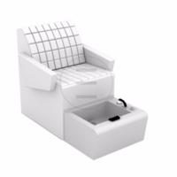 SPA-педикюрне крісло FOOT BASE K SINGLE