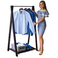 Напольная вешалка для одежды Модус 2П