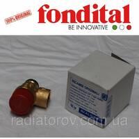 Клапан запобіжний 3 панів Fondital/Nova Florida