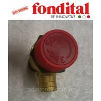 Запобіжний клапан 3 панів Fondital/Nova Florida