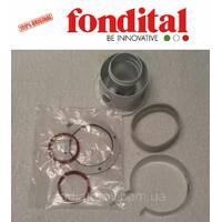 Прямий коаксіальний вузол д.100/60 мм (для настінних TFS і Bali TFS) Fondital