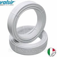 Металопластикові труби Valsir Pexal, Mixal (Італія)