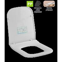 Кришка для унітазу Duru Slim Soft - Close 9sc1143001