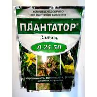 ПЛАНТАТОР 0.25.50 завязь - водорозчинне комплексне добриво для листової підгодівлі, 1 кг