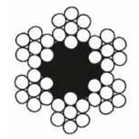Канат сталевий ГОСТ 3069-80