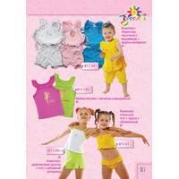Одяг для дітей від виробника. Майка арт. В11-185.14 c5f1b6bb340c4