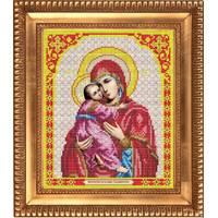 Заготовка для вишивки ікони Пр Богородиці Володимирська 2e463e58144f9