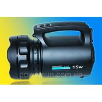Фонарь ручной аккумуляторный TD-6000 15W