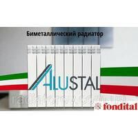 Біметалічні радіатори Fondital