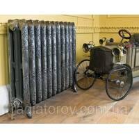 Чугунный декоративный радиатор Carron The Rococco 780 (Англия)