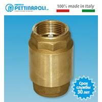 Зворотний клапан 3/4'' Pettinaroli Італія