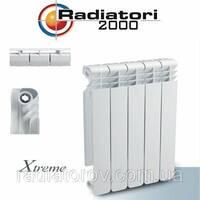 Біметалічні радіатори Radiatori 2000