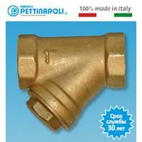 Фільтр грубого очищення 1/2'' Pettinaroli Італія