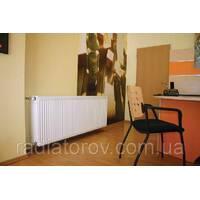 Сталеві радіатори Fornello 500х500 33 тип бічне підключення (Туреччина)