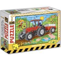 Пазлы 120, ЕРТ-08 Трактор