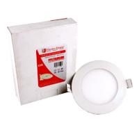 LED панель кругла 6w Ø 120мм