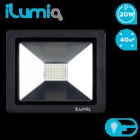 Прожектор Ilumia 041 FL - 20 - NW 2000Лм, 20Вт, 4000К