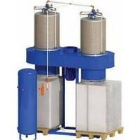 Пылеулавливающие агрегаты пылеуловитель серии ПФЦ-К(КР) купить в Киеве недорого