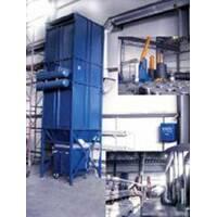 Кассетные фильтры и картриджные фильтры с импульсной продувкой для центральных систем аспирации купить в розницу