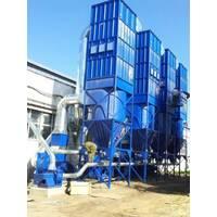 Рукавные фильтры с вибровстряхиванием ФРИ пыле-газо-очистка купить в Черкассах