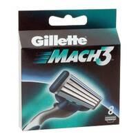 Картриджи Gillette Mach 3, 1уп./ 8шт ОРИГІНАЛ!!!