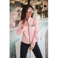 Женская куртка с пришивной лейбой Модель 1071/1  (ДМК)