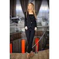 Костюм Классика пиджак + прямые брюки 8021 Норма! (ВИВ)