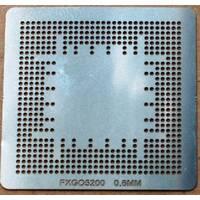 BGA трафарет 0,6mm Nvidia FXGO5200