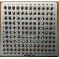 BGA трафарет 0,6mm Nvidia FX5900