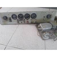 Щит управления дизеля ЗМЗ-322, для электростанции ЭСБ-12-Т/400, конверсия