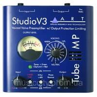 ART Tube MP Studio V3 одноканальний ламповий передпідсилювач