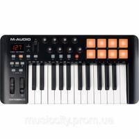 M - Audio OXYGEN25 IV USB/MIDI клавіатура, 25 динамічних клавіш