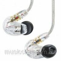 Shure SE215CL мініатюрні навушники, 20 Ом