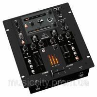 Мікшер для DJ Behringer NOX 202