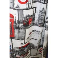 Тканина для штор міста London купити в Одесі