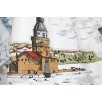 Тканина для штор натуральна купити в Україні