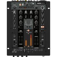Мікшер для DJ Behringer NOX 404