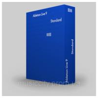 Ableton Live 9 Standard Edition ПЗ для цифрового звукозапису