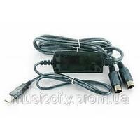 Yamaha UX-16 интерфейс USB - 2x5Din (2m)