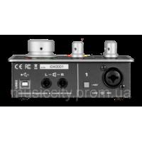 Audient iD4 USB аудіоінтерфейс, 2входа/2выхода