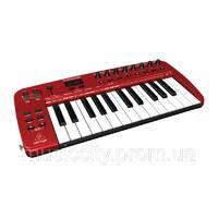 Behringer UMA 25 S USB/MIDI клавіатура, 25 динамічних клавіш