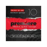 Струни Premiere PEGS10 - 49