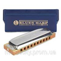Hohner Blues Harp E діатонічна губна гармошка