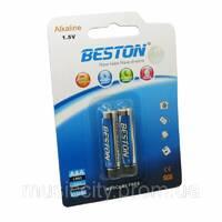 Beston AAА 1.5V Alkaline комплект батареек АAA, 2 шт.