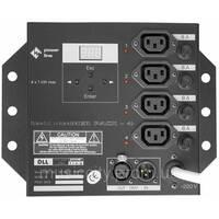 DLL DMX DimmerPack 4SE2  4-х канальный диммер-свитчер, 4 х2А