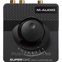 M - Audio Super DAC II аудіоінтерфейс, ЦАП