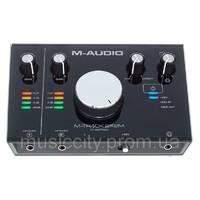 M - Audio M - Track 2x2m аудіоінтерфейс, 2входа/2выхода