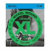 Струни D'Addario EXL130
