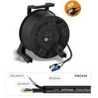 Roxtone PDPS010L15 - IEC мультикор силовий/сигнальний, 15 м