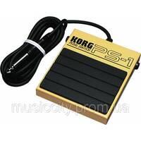 Korg PS1 педаль сустейна для клавишных